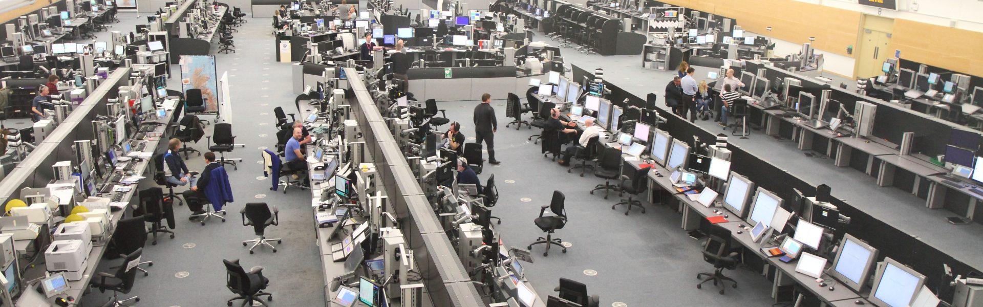 iTEC Prestwick NATS UK Centro Control